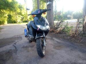Что будет за угон мопеда/скутера без цели хищения