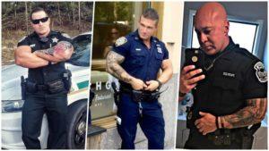 Можно ли с татуировкой на лице работать в полиции?