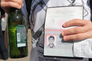 В магазине продадут алкоголь, если предъявить ксерокопию паспорта?