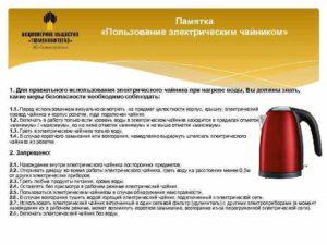 Подскажите, является ли электрический чайник технически сложным товаром ?