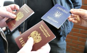 Развод украинцам на территории россии, возможен?