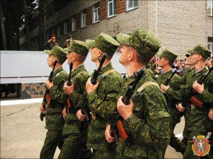 Буду служить в питере какие войска там есть?