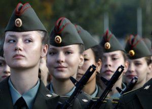 Поступление в военное училище после армии..