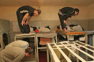 Что такое карантин в тюрьме что он из себя представляет и сколько он длится