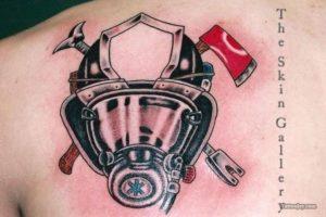 Можно ли работать в мчс спасателем с татуировкой