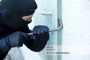 На какой срок карается преступник за кражу со взломом