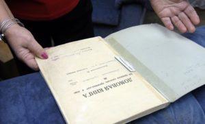Как правильно пронумеровать и прошить домовую книгу?