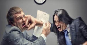 Коллега по работе угрожает. Куда обратиться?