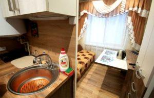 Как разделить кухню между собственниками в коммунальной квартире?