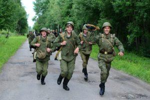 Учебка в армии