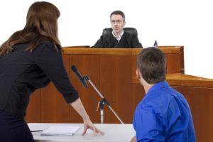 Свидетель, заинтересованное лицо в суде