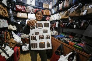 Законно ли продавать китайские подделки известных брэндов?