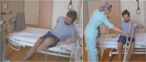 Имеет ли право человек с переломом шейки бедра,оформить инвалидность?