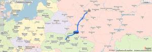 Доброе время суток! самая ближайшая граница с россией (москвой).