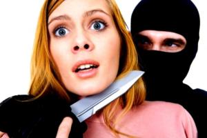 Что делать если угрожают бандиты?
