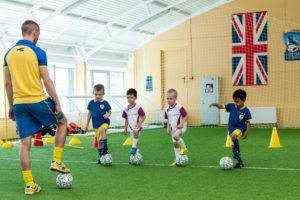 Как открыть платную секцию по футболу?