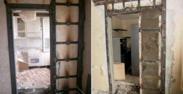 Пожалуйста, подскажите, будет ли считаться перепланировкой, если в квартире сломать встроенный стенной шкаф?