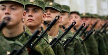 Что такое срочная служба в армии?