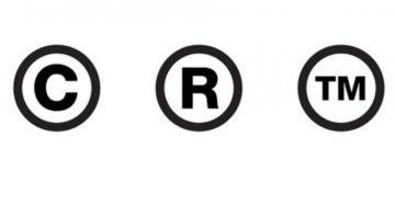 Чем отличается Знак ТМ БЕЗ кружочка и буква R В кружочке?